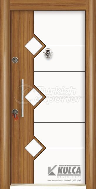 Y-1237 (LAMİNATE STEEL DOOR )